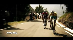 Tour de France stage 19 highlights