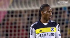 Drogba's UCL highs and lows