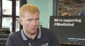 Scholes backs van Gaal comments