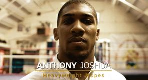 Anthony Joshua Heavyweight Hopes
