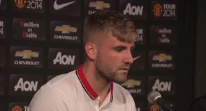 Shaw not feeling the pressure