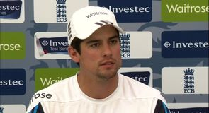 Cook defiant on future