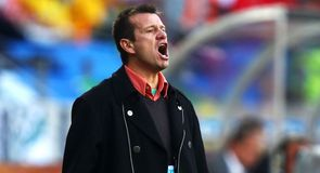Dunga front-runner for Brazil