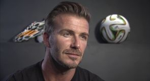 David Beckham - Extended Interview