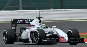 Massa on top at Silverstone