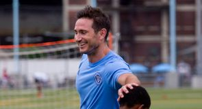 Lampard ready for new challenge