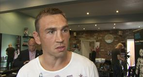 Sinfield to learn from mistake