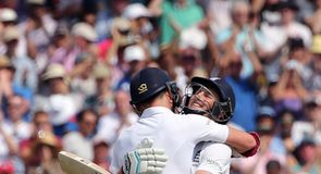 Root and Anderson enter record books