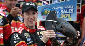 Fine weekend for Keselowski