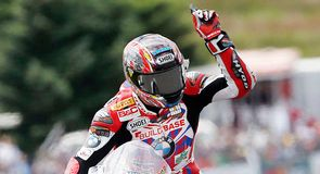 Wins for Kiyonari and Waters