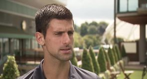 Djokovic: I had self-belief