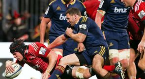 Crusaders seal semi spot