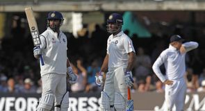 Vijay repels England charge