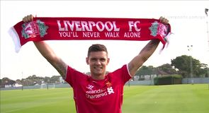 Lovren: I can't wait