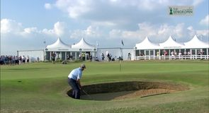 Senior Open – Day 2 Highlights