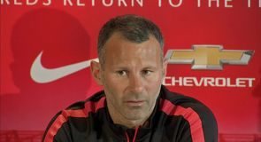 Giggs excited to pair up with van Gaal