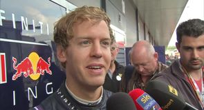 Vettel expects to close gap