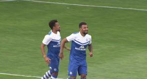 Peterborough 2-1 Brighton - Highlights