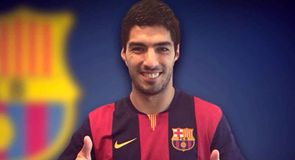 Suarez to sign for Barcelona