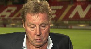 Redknapp seeking strikers