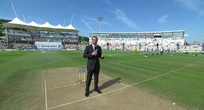 Pitch report - Third Test, Day Three