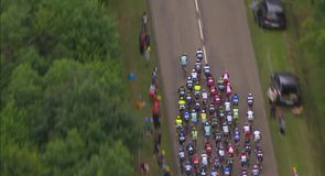Tour de France Highlights - Stage 7