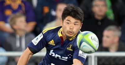 Tanaka re-signs with Highlanders