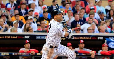 Derek Jeter MLB All Star game 2014