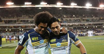 Brumbies name unchanged XV
