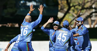 Fourth ODI: Afghanistan win again to share series with Zimbabwe