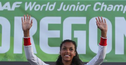 Morgan Lake Heptathlon Junior World Championship
