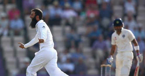 Late strikes boost England