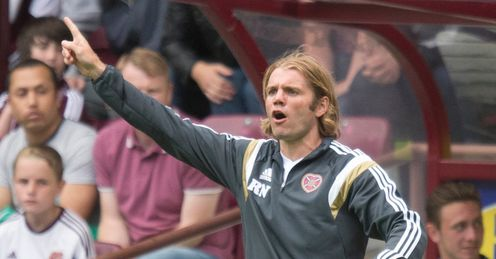 Hearts wait on Paterson update