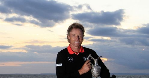 Langer backed for Ryder Cup