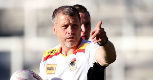 James Lowes Bradford Bulls St Helens July 2014