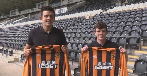 Hull sign Maguire & Robertson