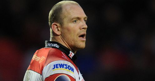 Tindall retires from rugby