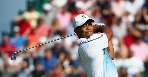 Woods on the comeback trail