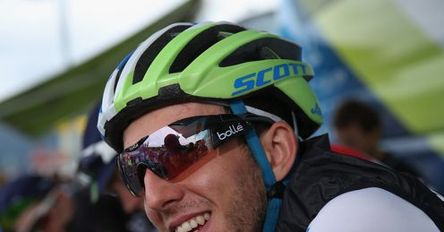 Simon Yates blog
