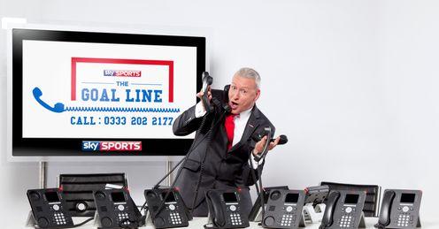Phone Jim's GoalLine