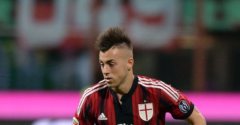 El Shaarawy staying at Milan