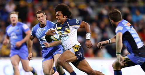 UNION Henry Speight  Brumbies