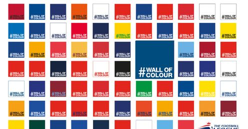 Wall of Colour