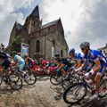 Geraardsbergen hosted the start and the finish with the famous Muur tackled multiple times