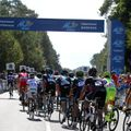 The racing was flat-out in France with WorldTour points up for grabs