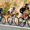 Team Sky were active throughout an action-packed day