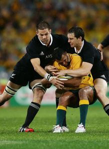 kurtley beale richie mccaw ben smith australia new zealand