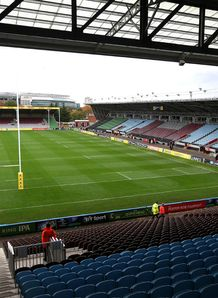 A general view of the Twickenham Stoop stadium