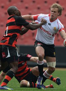 Andries Coetzee Golden Lions and v Eastern Province Kings Currie Cup