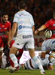 Brice Dulin Racing v Toulon 2014